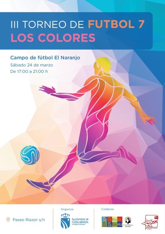 FUTBOL_TORNEO LOS COLORES