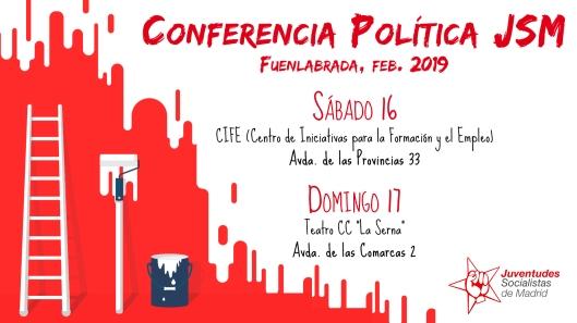 2019.02.16 Conferencia Política