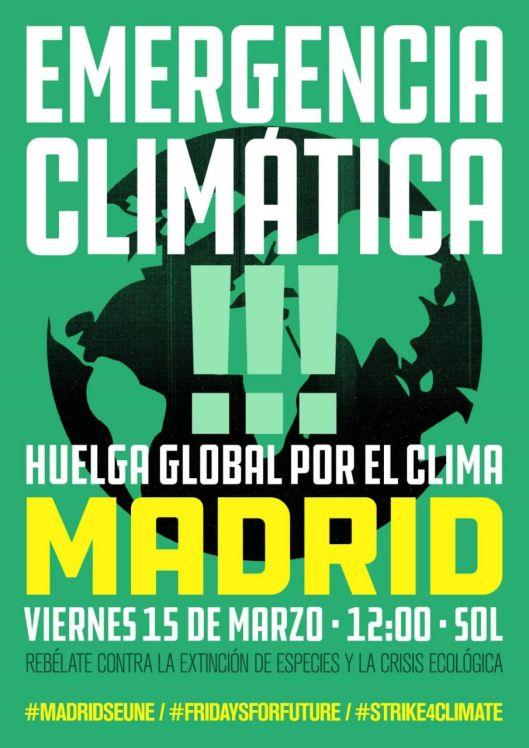 Huelga Climática